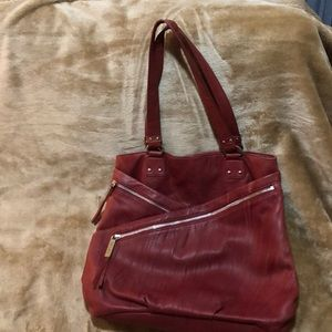 Red Perlina bag